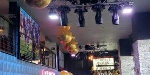 balloon pop drops tampa florida balloon decor