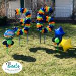 36 happy birthday yard delivery