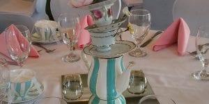 Alice in Wonderland Table Centerpieces