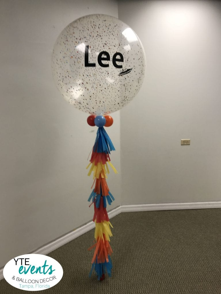 Balloon Centerpieces Are Always Fun Check Out Some Photos Of Pieces We Have Put Together In The Past At Other Events Greater Tampa Bay Area