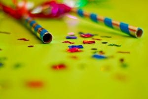 Birthday Party Favors and activities