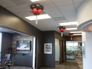 Balloon Decor For Ceilings Yteevents