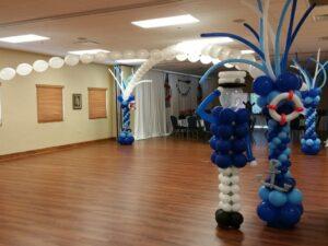 School Dance Floor Decor