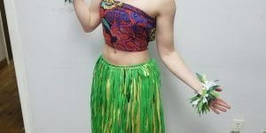 Hula Dancer Entertainer for Party in Tampa Florida