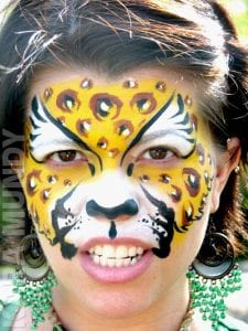painted cheetah entertainment