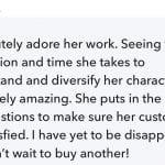 Testimonial Review Jessica