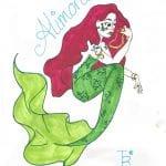 Alimora Mermaid conception art