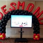 Private Party for birthday at Mickey Mouse themed event