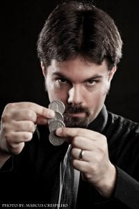 Tampa Coin Magician for Events and Entertainment