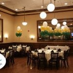 USF Balloon Bouquets for graduation party