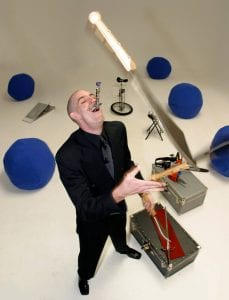 Variety Performance Juggler and Entertainer Bill Berry in Tampa Florida