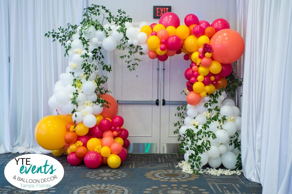YTE Events Party Entertainment And Balloon Decor