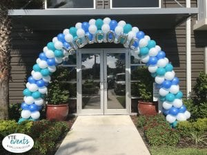 Welcome week at tampa apartment complex for incomming USF students and their roommates