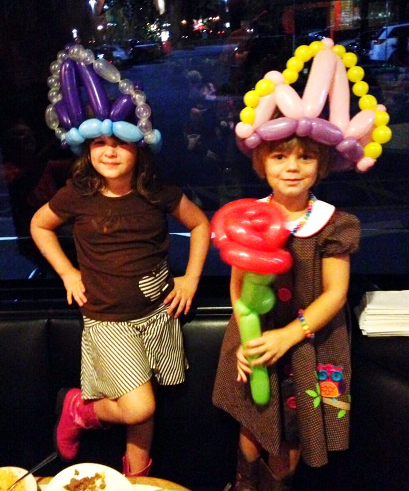 lauren balloon hats clearwater florida princess balloon headgear